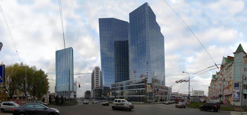 бизнес-центр в Казани