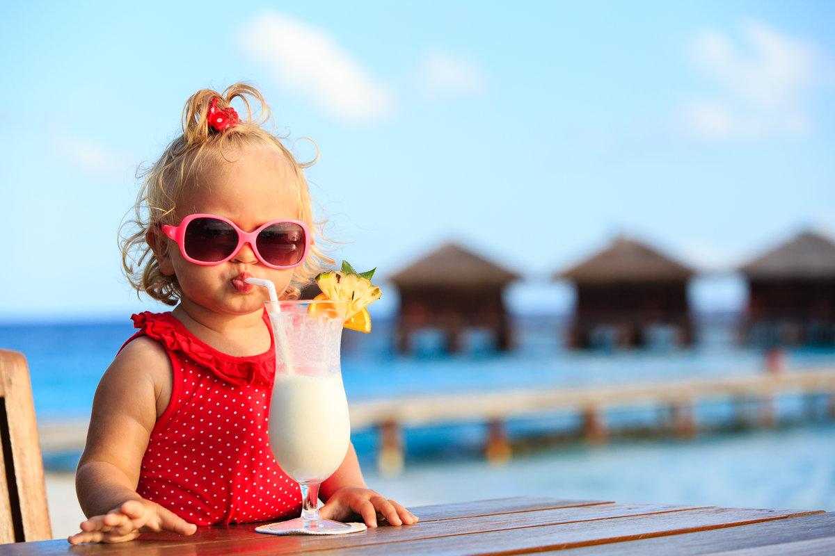 Картинки дети на отдыхе на море
