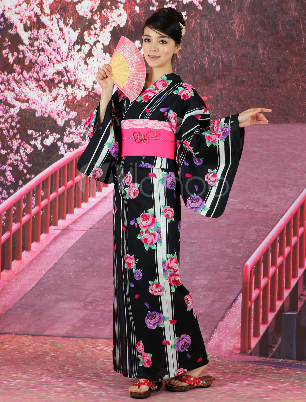 Японский костюм девушки картинки