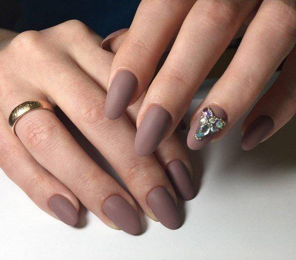 Модные ногти осень-зима новинки тренды 54 65