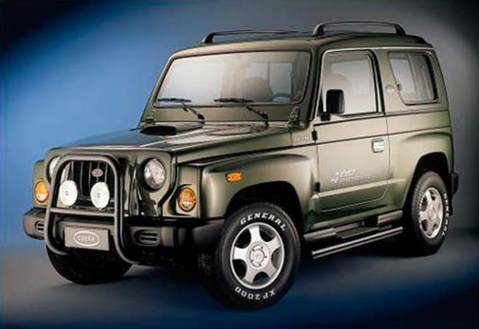 Asia Motors Retona 2.0 TD