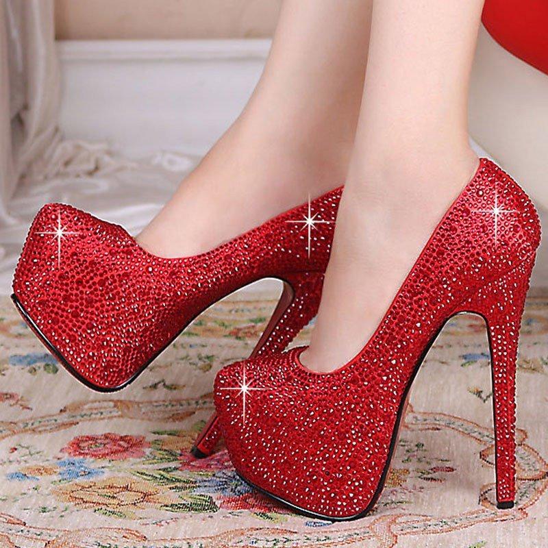 Красивые туфли женские фото цветы доме