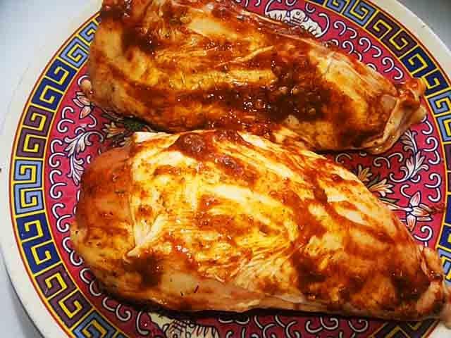 Грудка куриная запеченная в духовке в фольге рецепт пошагово