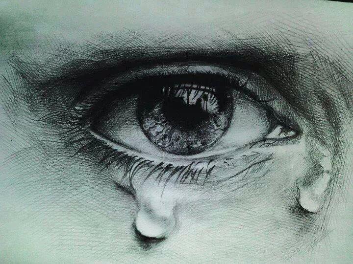 плачущий мужчина картинки карандашом день