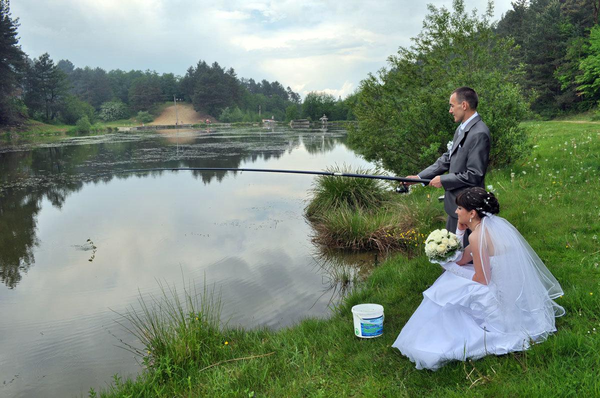 картинки свадеб рыбы всего