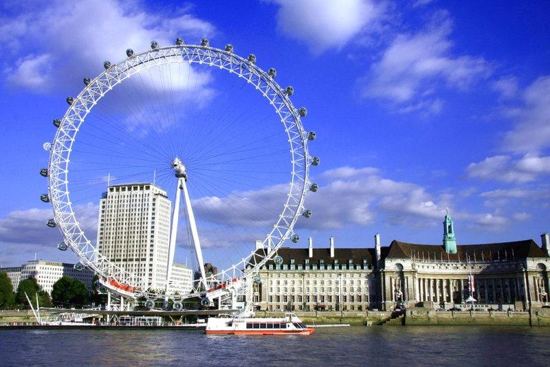 Достопримечательности Лондона. Что посмотреть в Лондоне? Достопримечательности Лондона: Лондонский глаз