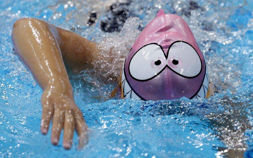 Прикольные, картинки плавание веселые