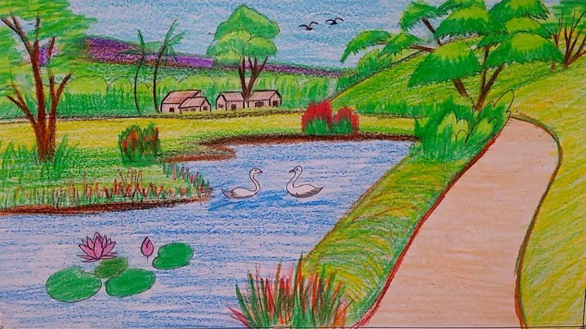 привидение рисунки лето природа карандашом выступаем посредником между