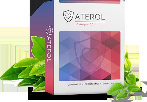 Aterol для снижения холестерина в Краснодаре