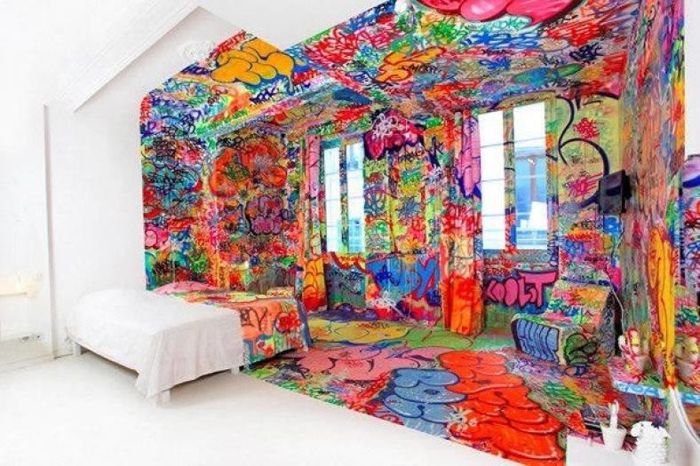 Чем раскрасить картинку креативно
