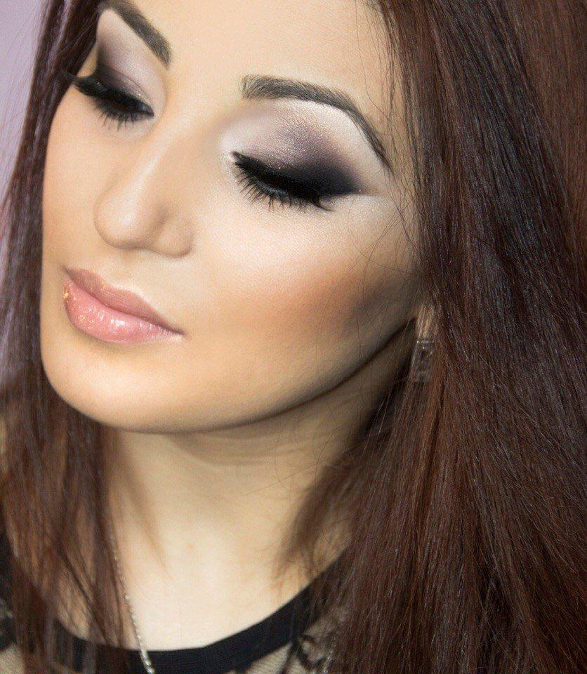 хаффин макияж показывать на картинках окей