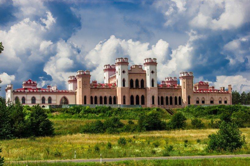 Дворец Пусловских в Коссово (Коссовский замок)» — карточка ... acb746dd502