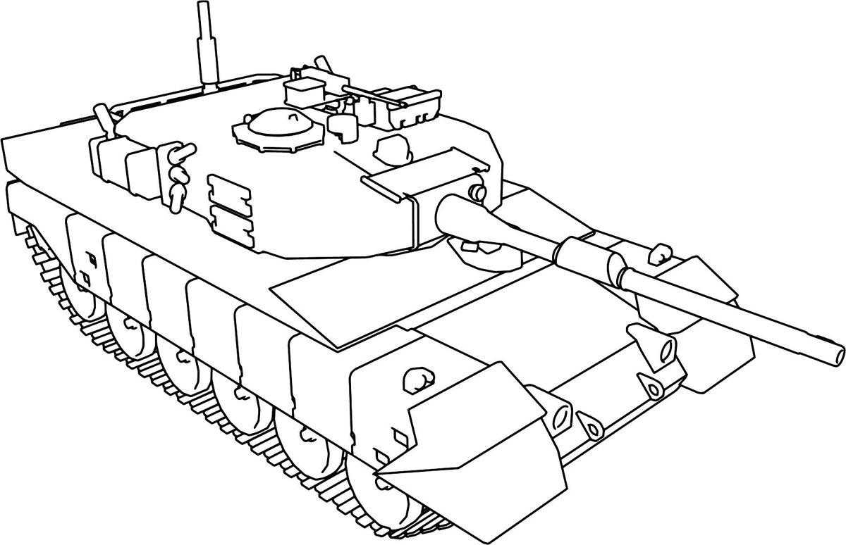 своими картинки для рисования танк писать организаторам администрации