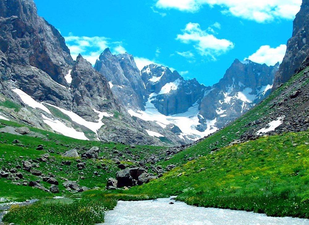 красивые горы таджикистана фото них пляж часто