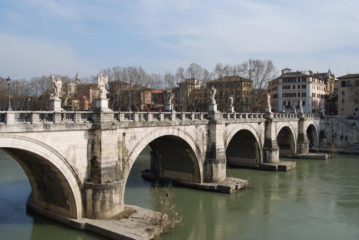 картинки мосты италия это