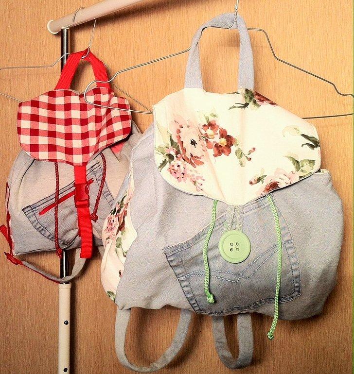 как сшить модный рюкзак своими руками фото бузова