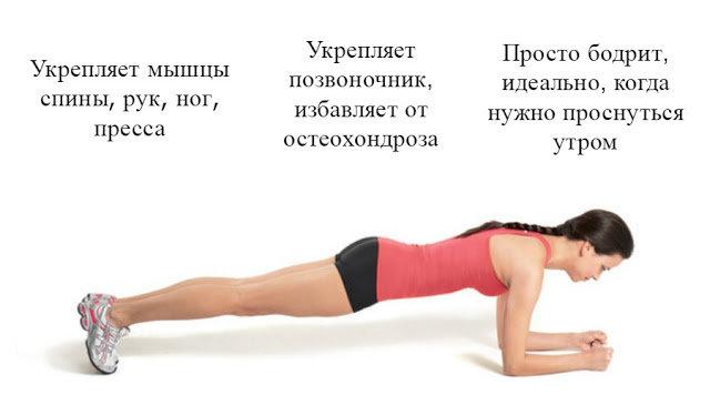 упражнения для укрепление мышц в пояснице вот