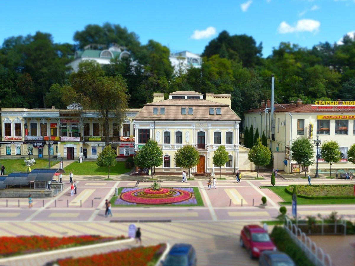 Кисловодск картинки города