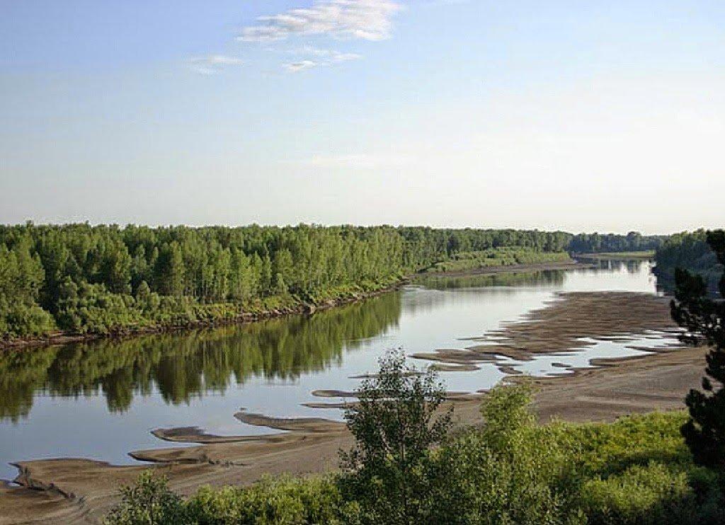 Рыбалка на реке чумыш алтайский край тальменский район