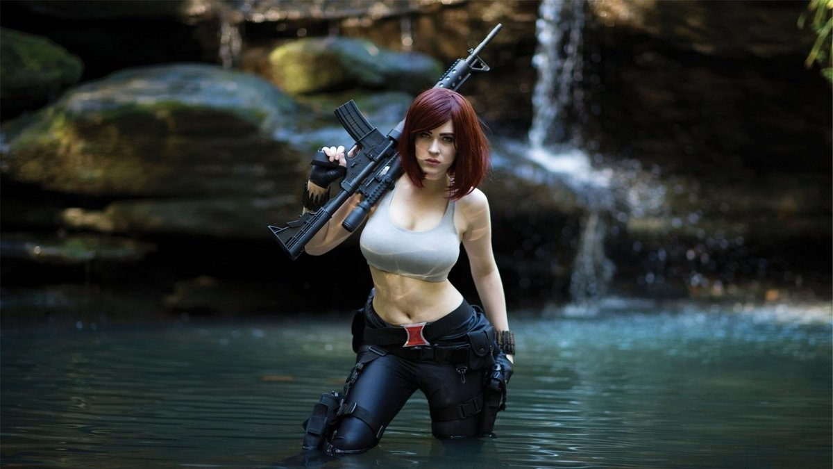 Things with cosplay hd coed
