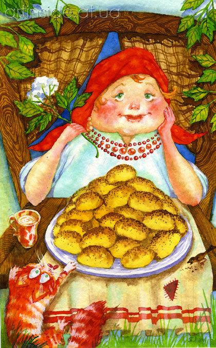 прикольные картинки пироги