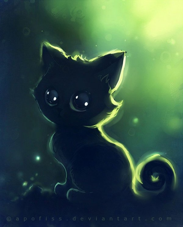 Няшки кошки картинки