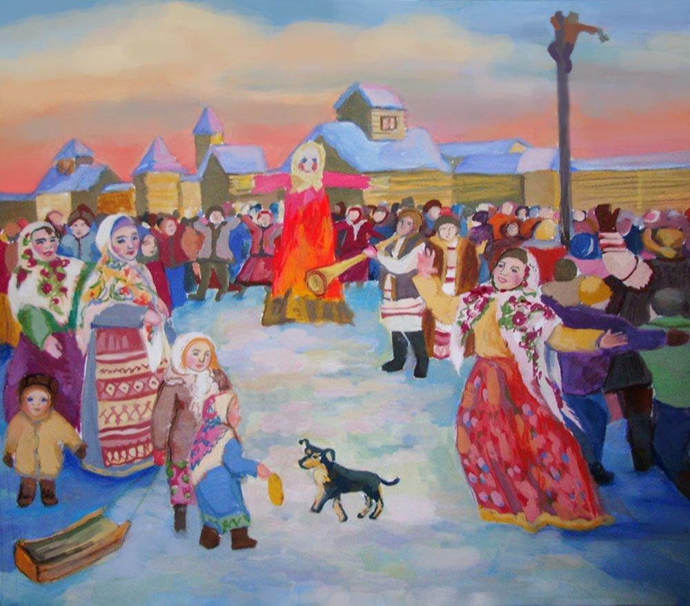 Картинки народных праздников для детей, днем рождения ирина