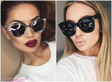 ae69ed36d30fa Os óculos de sol são um item inseparável e elegante de guarda-roupa ...