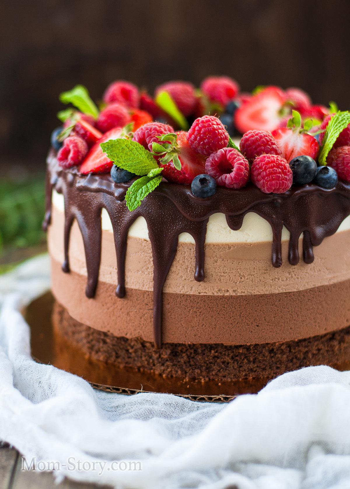 Торт для картинки