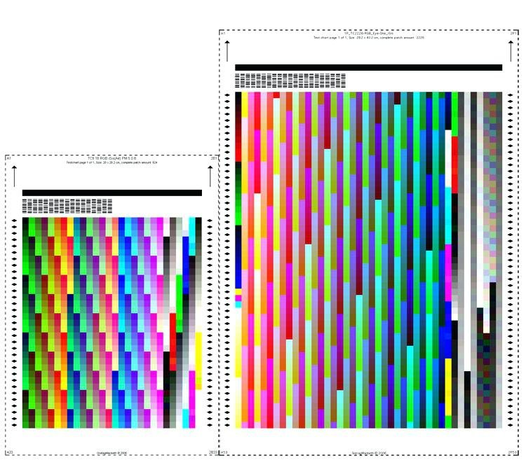 Stunning Inspiration Ideas Laser Printer Color Test Page Cor ...