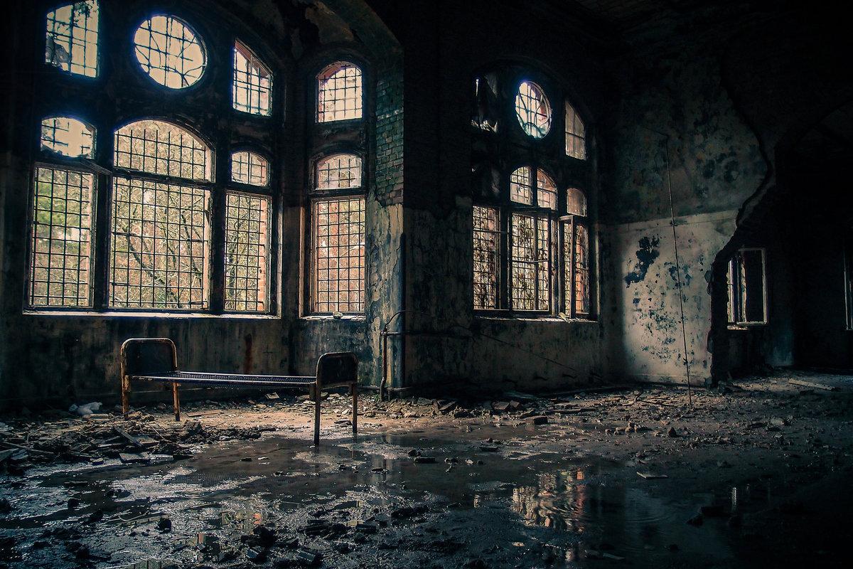Мрачные дома москва для фотосессии