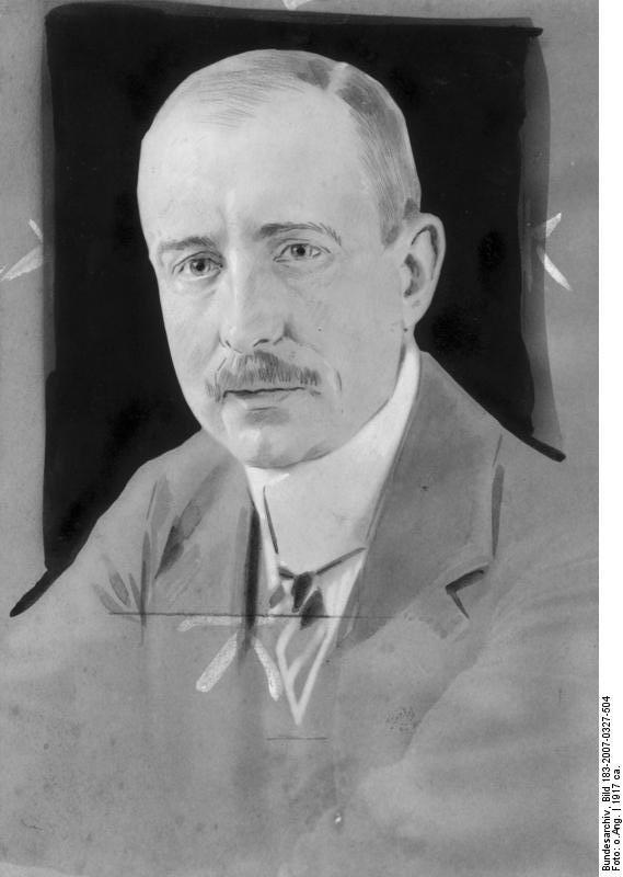 6 июля 1918 г. В Москве произошло покушение на немецкого посла в Советской России графа Мирбаха