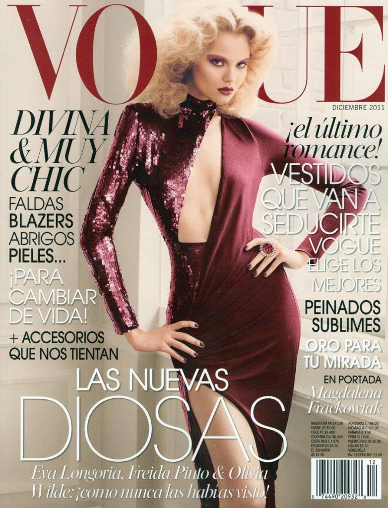 картинки из женских журналов модели тому большое