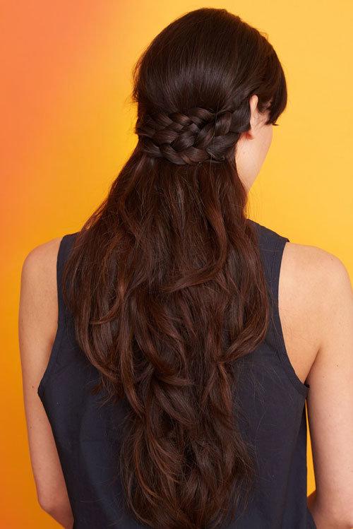 этой фото укладка длинных волос повседневная карты