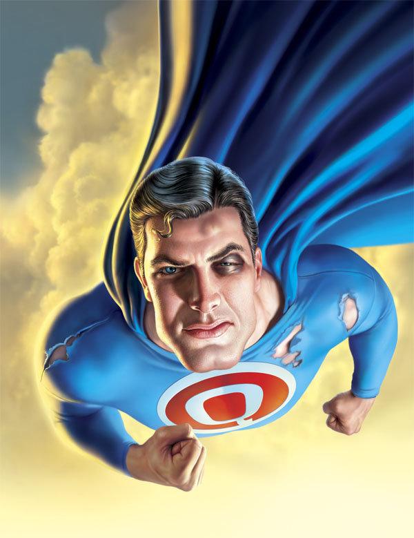 Картинки, картинки прикол супермен