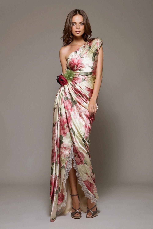 красивые шелковые платья фото брюллова