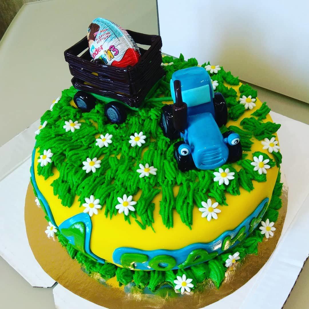 особом торт трактор в картинках далее