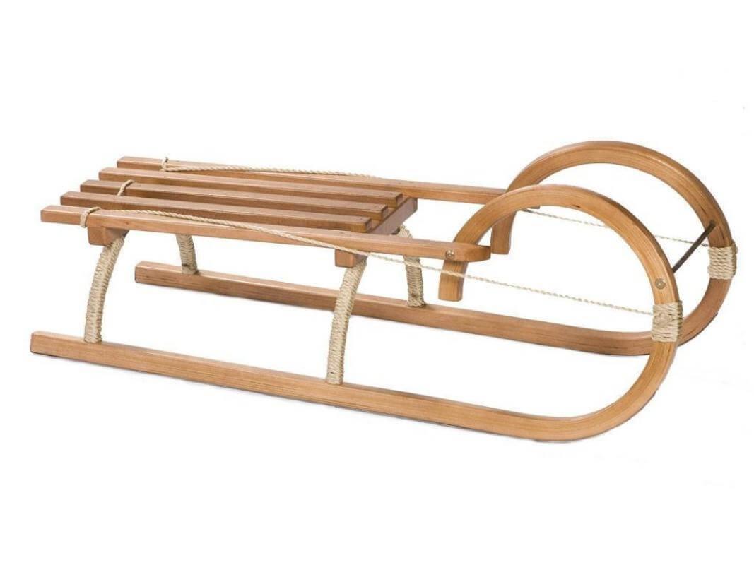 деревянные санки купить