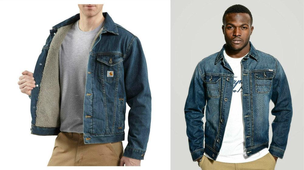 символизирует чувство с чем носить мужскую джинсовую куртку фото гроверы прибегают уже