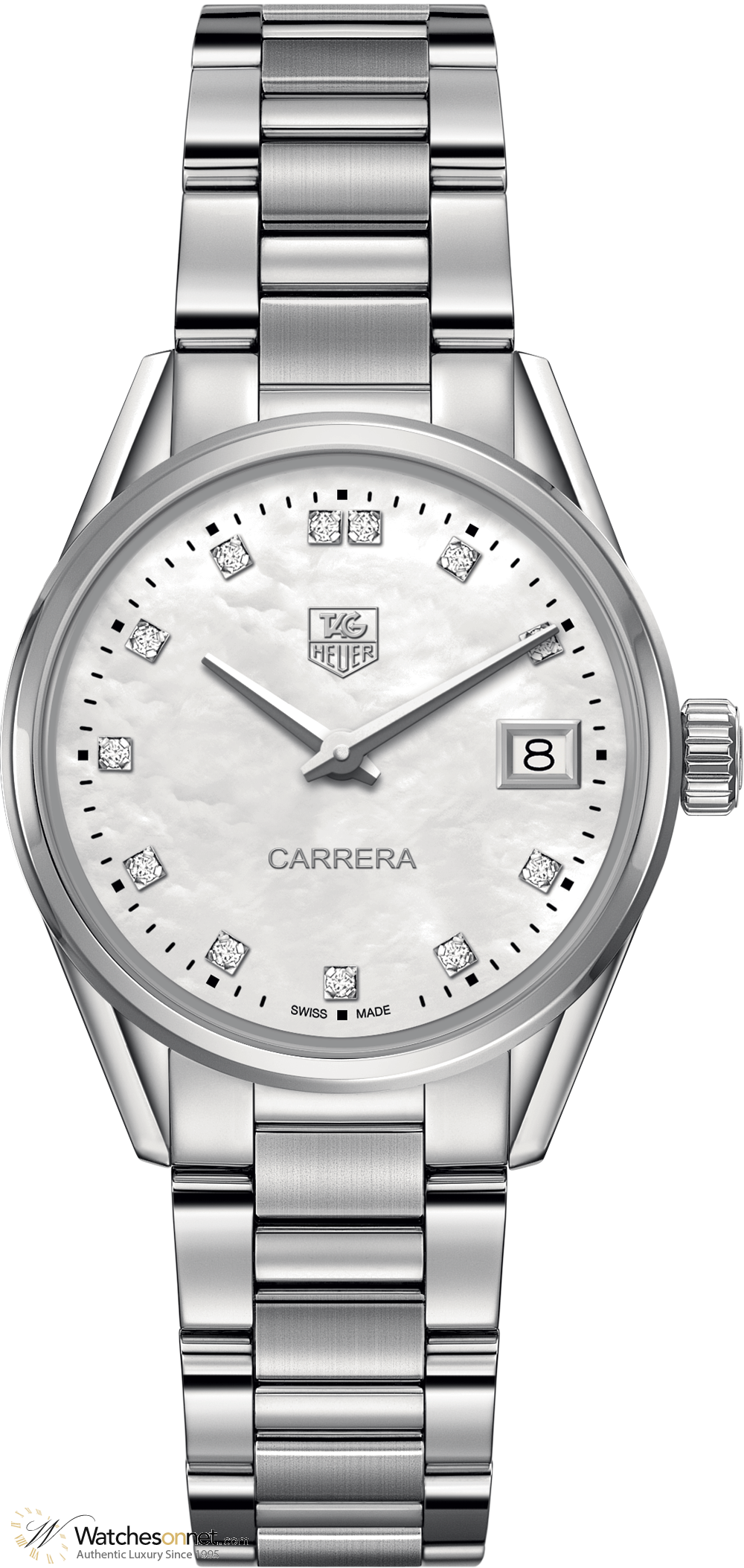 Часы tag heuer carrera женские цена