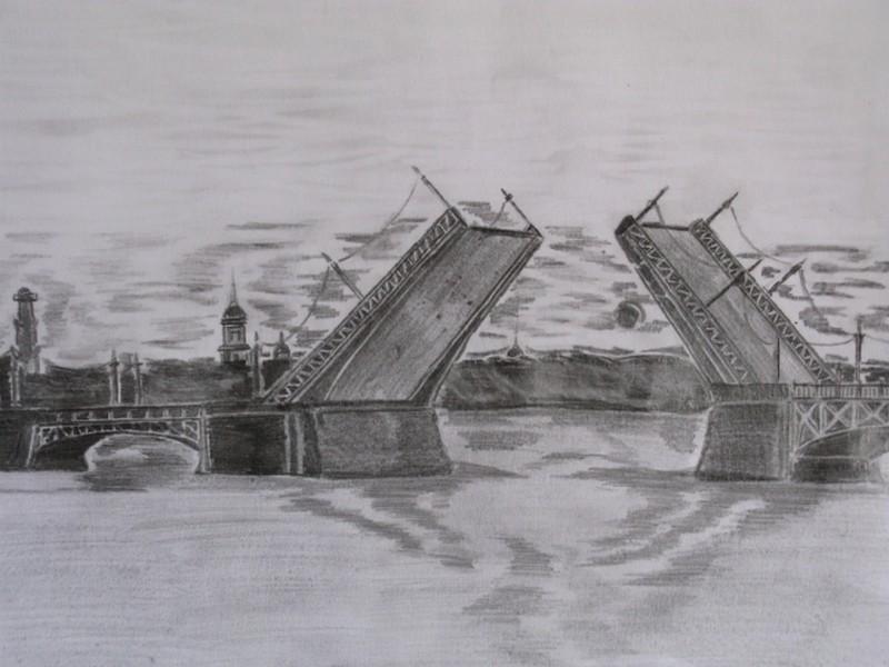 Санкт-петербург рисунок карандашом легкий, арт дизайн каталог