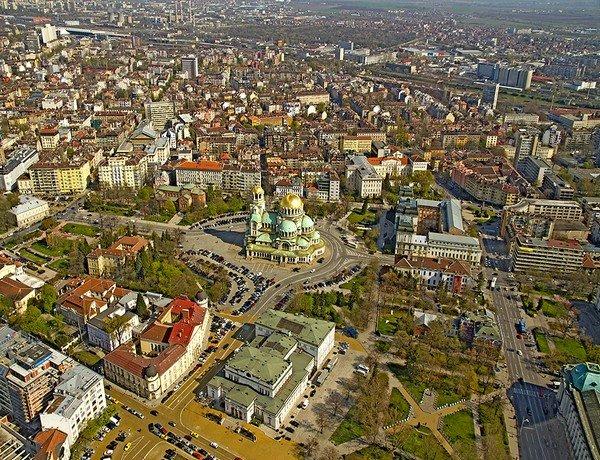 3 апреля 1879 года София провозглашена столицей Болгарии