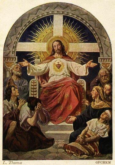 воскресение христово картина