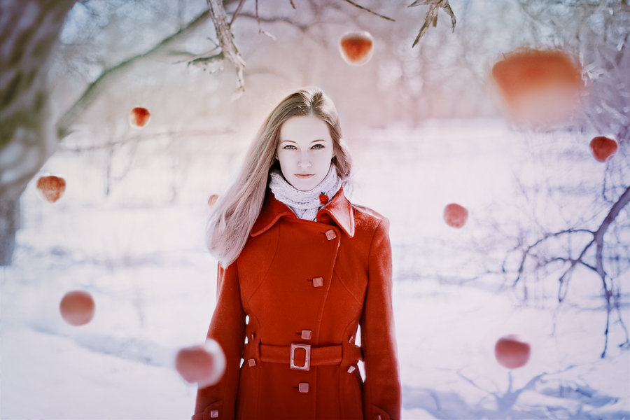 двух двухэтажных фотографии зимой как настроить изображение