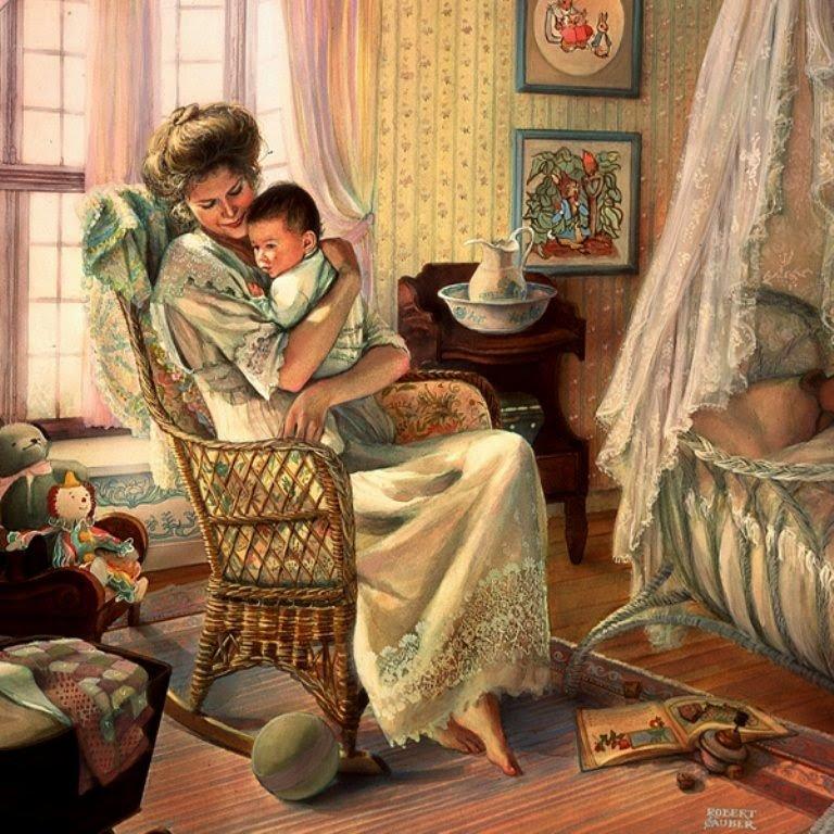 Открытки сын и мама