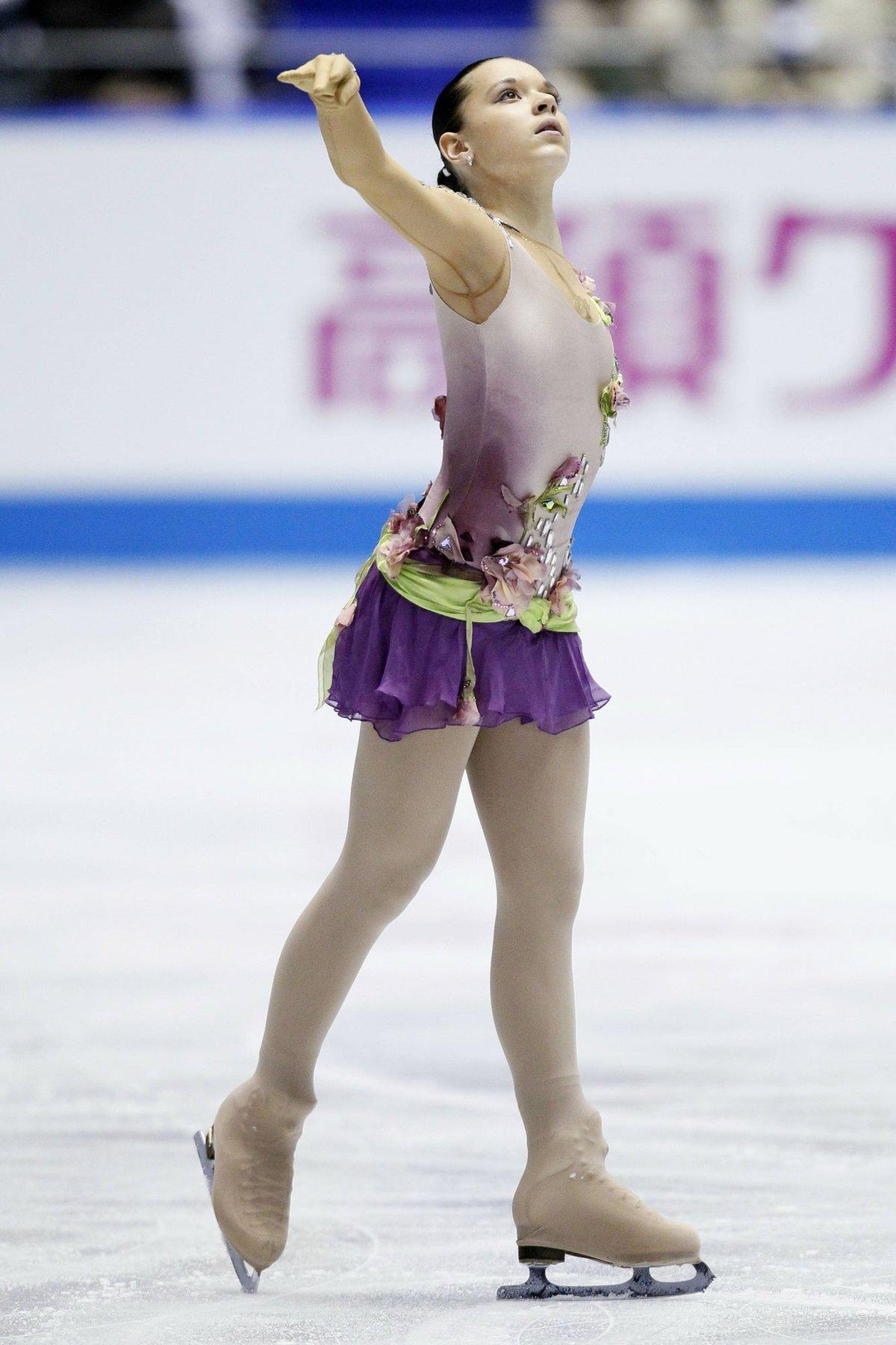 Эро фото фигуристки сотниковой на льду #1