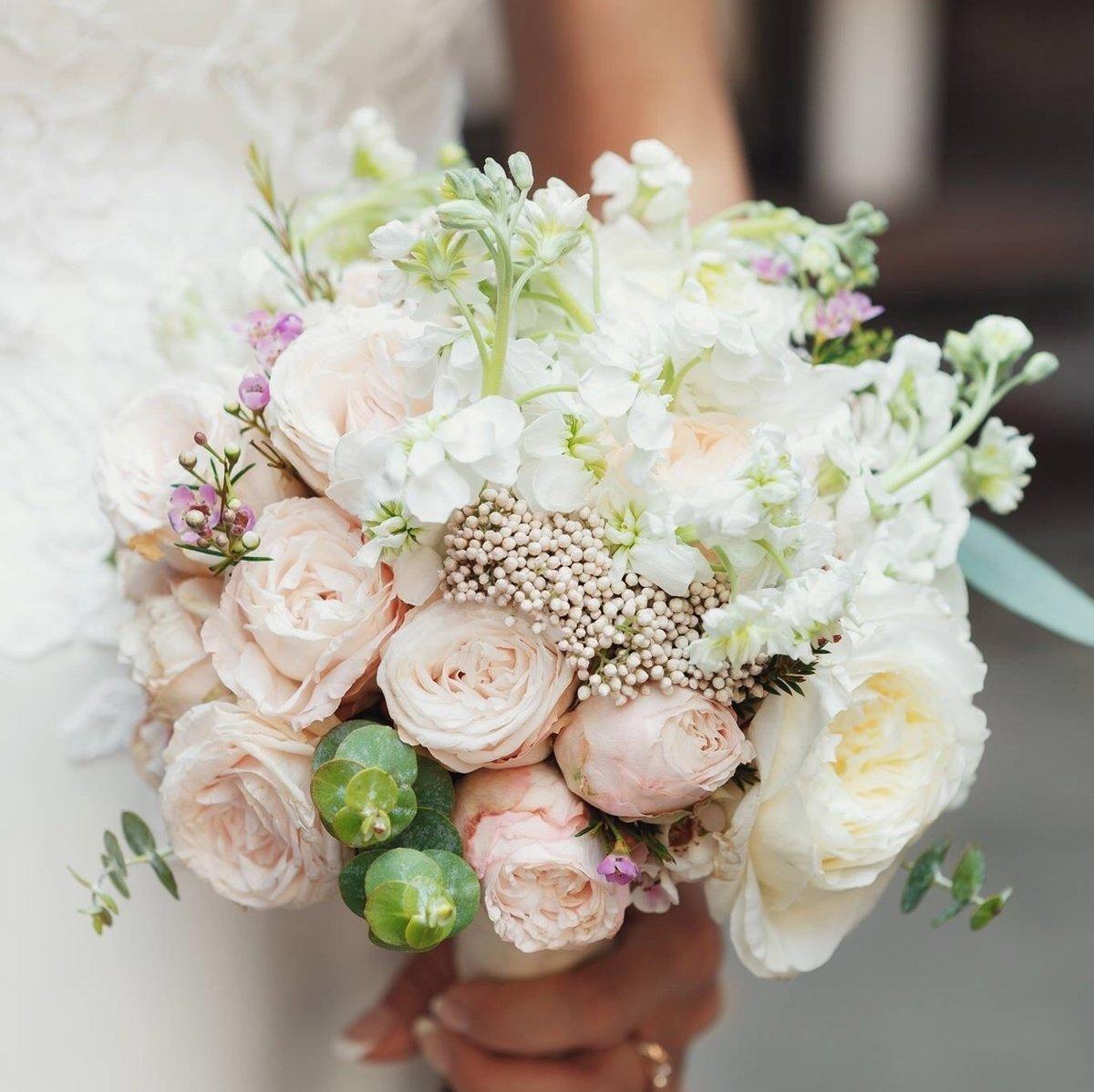 Букет невесты, дизайн, цветы