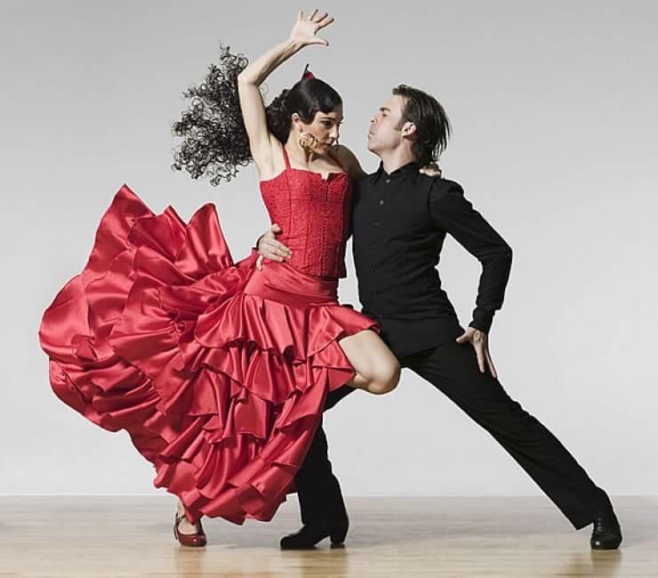 Испанские танцы картинки