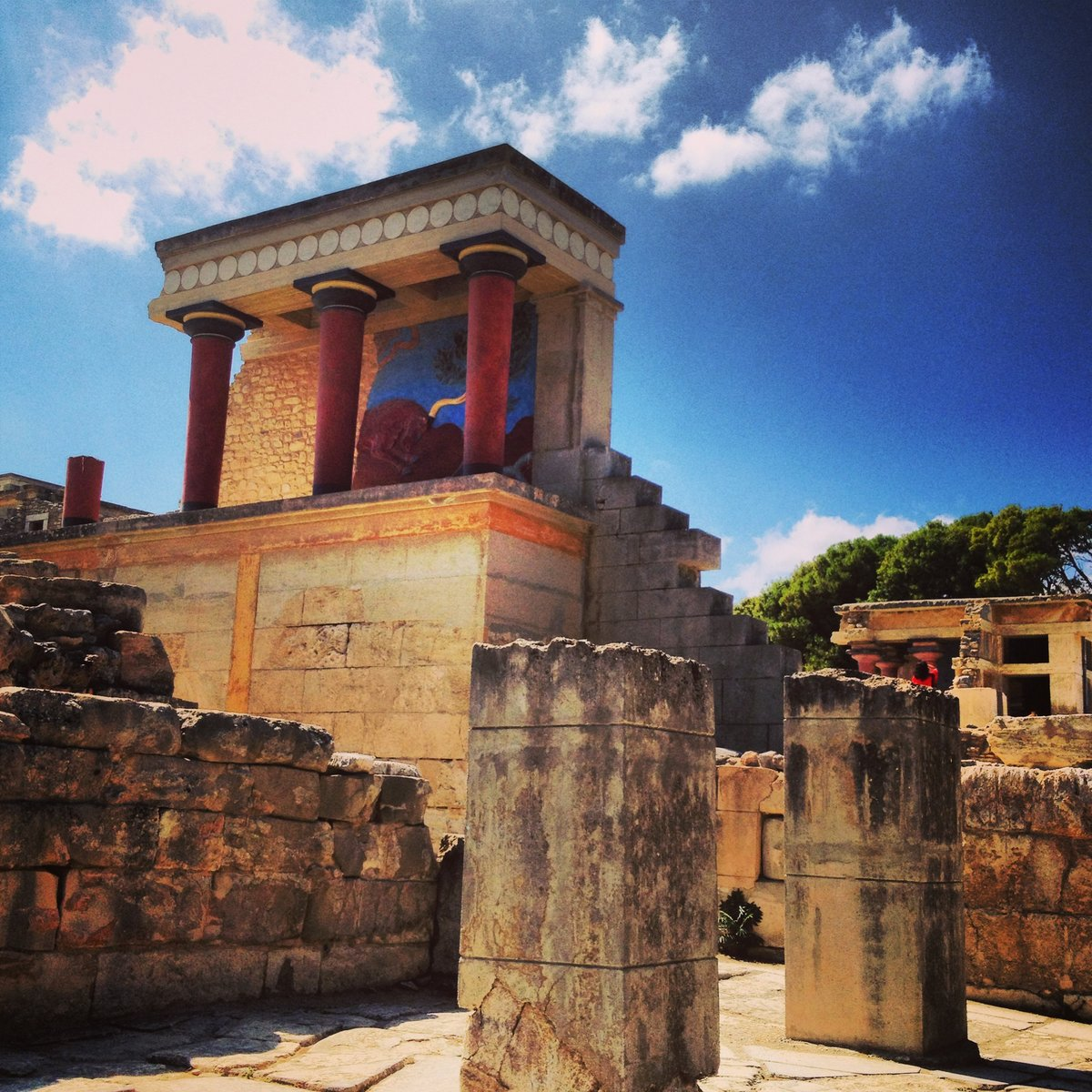 Картинки древнего крита