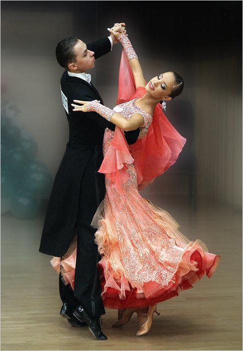как фотографировать бальные танцы для